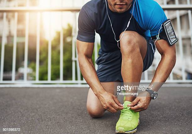 he lives for his daily run - sports clothing stock pictures, royalty-free photos & images