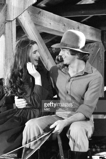 PRAIRIE He Loves Me He Loves Me Not Part 1 and 2 Episode 23 and 24 Aired 5/5/80 Pictured Melissa Gilbert as Laura Elizabeth Ingalls Wilder Dean...
