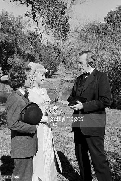 PRAIRIE 'He Loves Me He Loves Me Not Part 1 and 2' Episode 23 and 24 Aired 5/5/80 Pictured Steve Tracy as Percival Isaac Cohen Dalton Alison Arngrim...