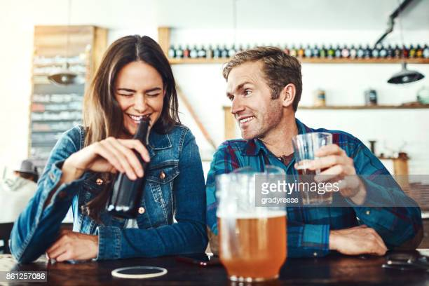 he loves that he makes her laugh - written date stock pictures, royalty-free photos & images