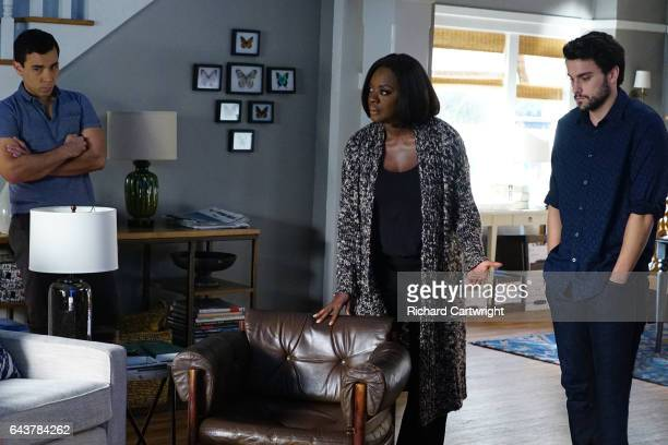 MURDER 'He Made A Terrible Mistake' Annalise tries to ward off a surprising new angle in the DA's case Meanwhile alliances shift amongst the Keating...