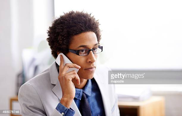 He makes time to keep in touch with his clients