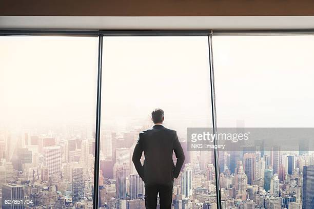 he runs this city - looking through window stock pictures, royalty-free photos & images