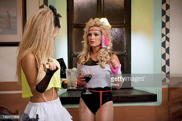 COUNTY 'He Said What' Episode 705 Pictured Gretchen Rossi Tamra Barney