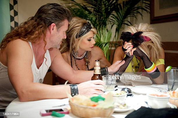 COUNTY 'He Said What' Episode 705 Pictured Slade Smiley Alexis Bellino Gretchen Rossi