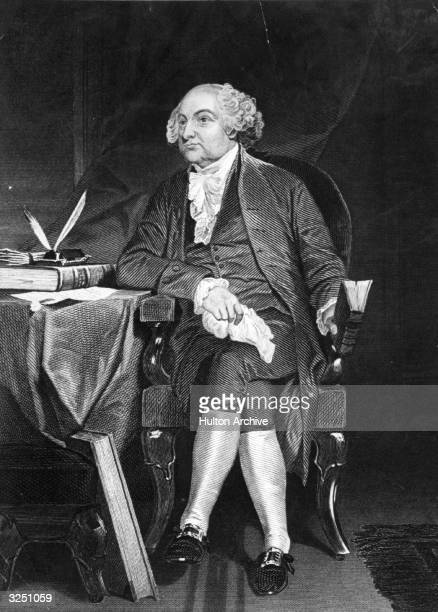 He signed the Declaration of Independence and in 1779 went to France and negotiated the treaty that ended the American Revolution In 1785 he was the...