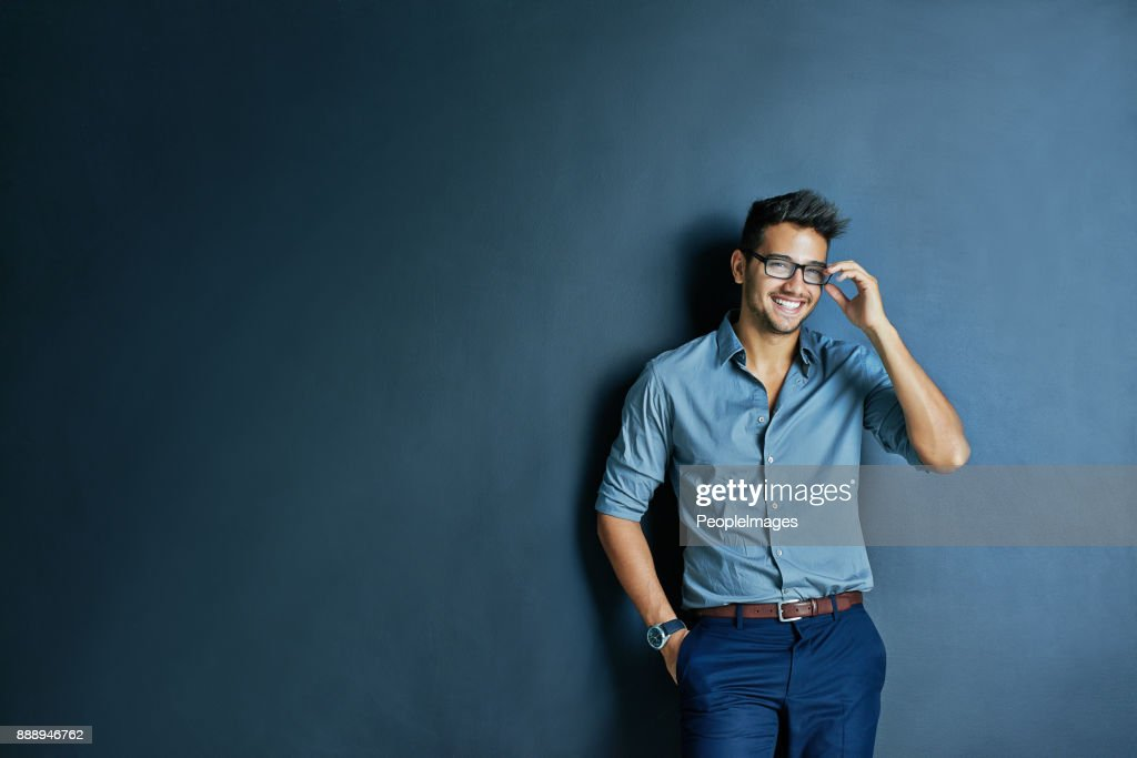 He will see you later : Stock Photo