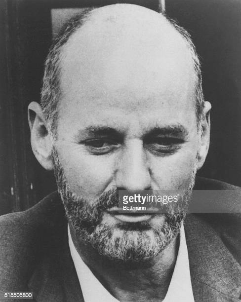 Head and shouders portrait of the American Beatnik poet Lawerence Ferlinghetti Ferlinghetti founded the City Lights bookshop in San Francisco which...