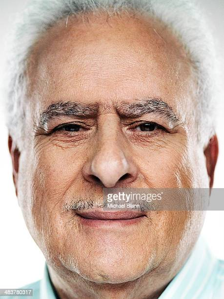 head and shoulders portrait of mature man - receding hairline stock pictures, royalty-free photos & images
