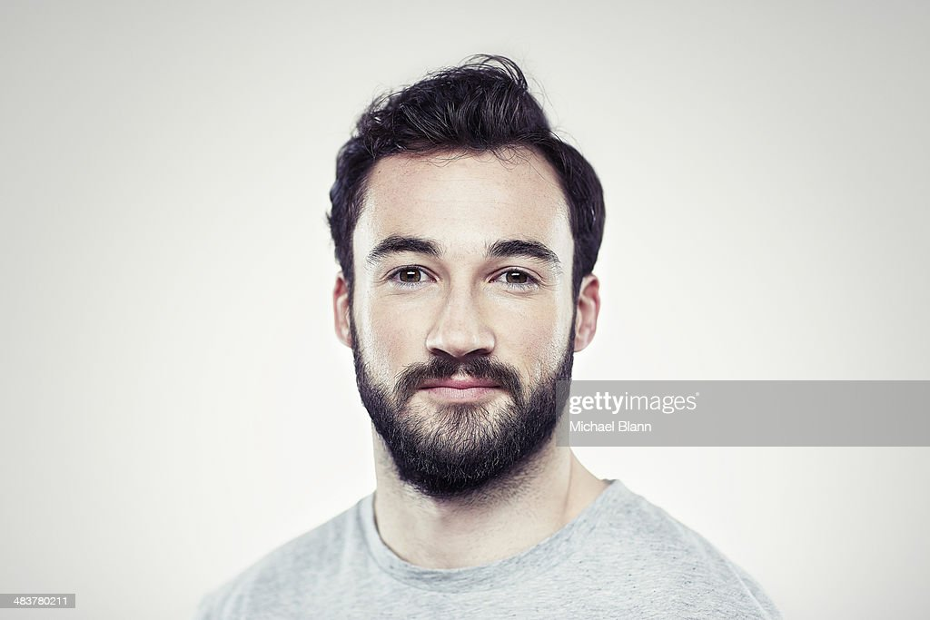 Head and shoulders portrait : Stock Photo