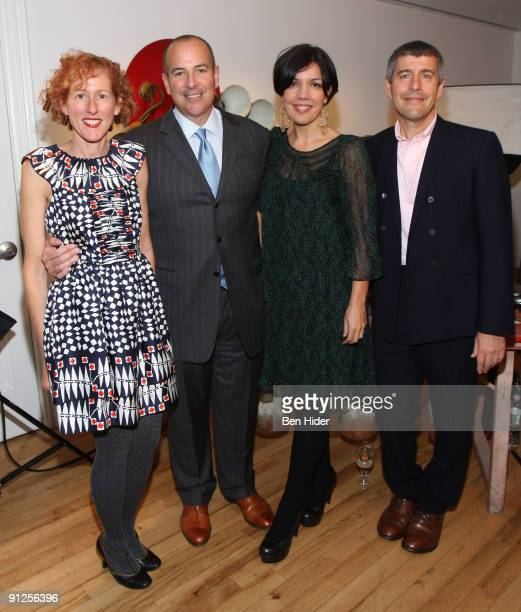 Head buyer for Anthropologie Wendy Wurtzburger CEO of Urban Outfitters Glen Senk Sundance Channel Executive Vice President Sarah Barnett and...
