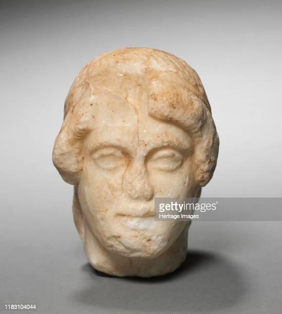 Head, c. 480-460 BC. Creator Unknown.