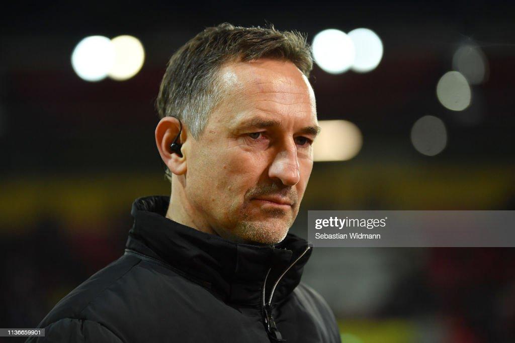 DEU: SSV Jahn Regensburg v SpVgg Greuther Fuerth - Second Bundesliga