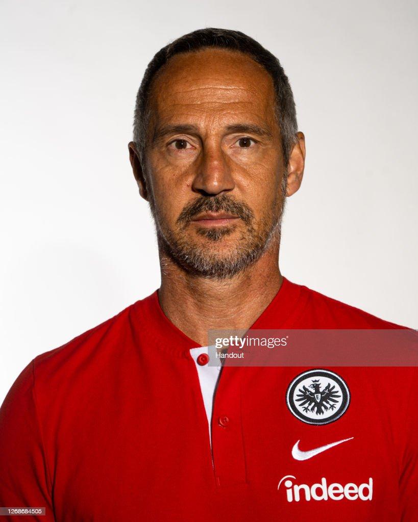 Eintracht Frankfurt Team Presentation : News Photo