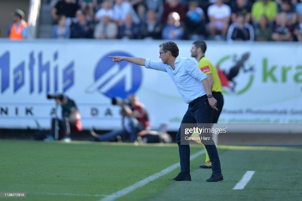 AUT: SCR Altach v Rapid Wien - tipico Bundesliga