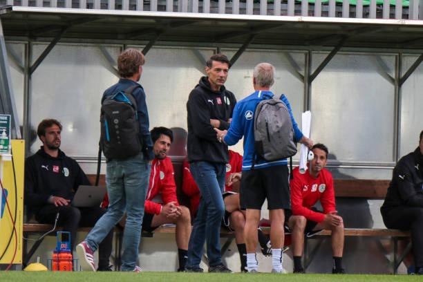 AUT: SV Mattersburg v Cashpoint SCR Altach - tipico Bundesliga