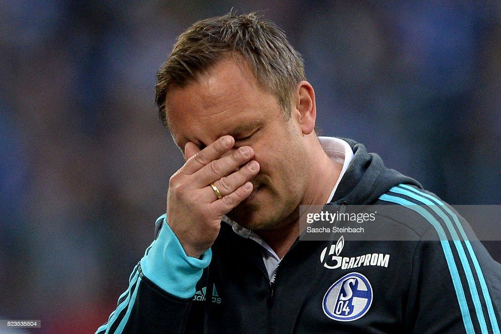 FC Schalke 04 v Bayer Leverkusen - Bundesliga