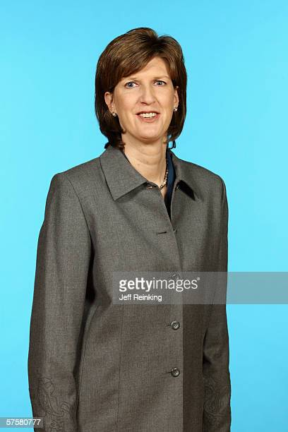 Head coach Anne Donovan poses for a portrait during Seattle Storm Media Day on April 24, 2006 in Seattle, Washington. NOTE TO USER: User Expressly...
