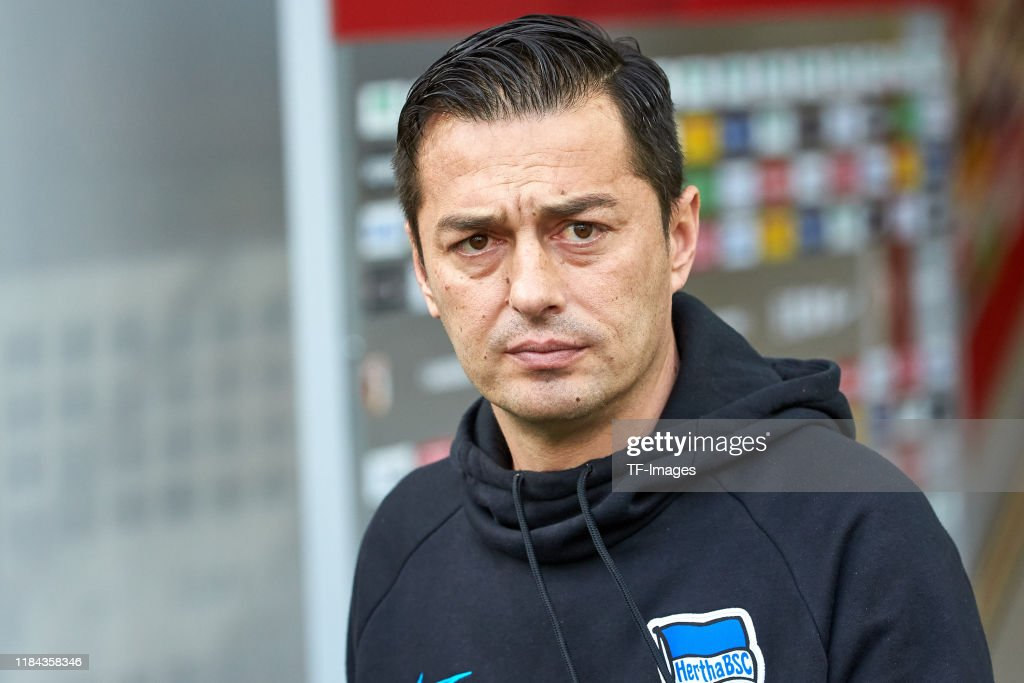 FC Augsburg v Hertha BSC - Bundesliga : News Photo