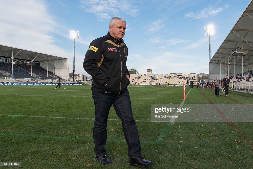 NRL Rd 10 - Panthers v Warriors : News Photo