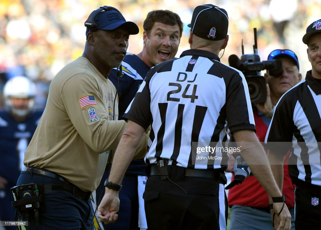 Green Bay Packers v Los Angeles Chargers : News Photo