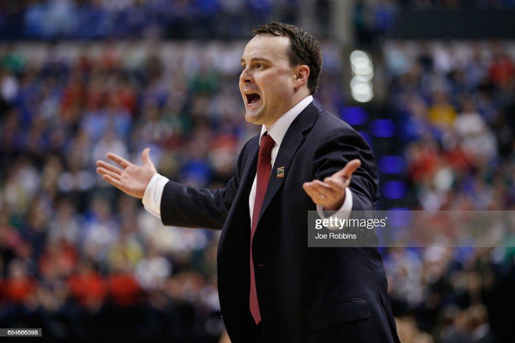 NCAA Basketball Tournament - First Round - Indianapolis