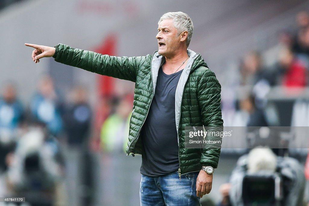 Eintracht Frankfurt v VfB Stuttgart - Bundesliga : News Photo