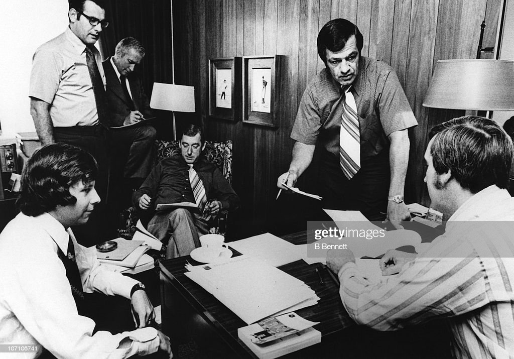 1972 NHL Amateur Expansion Draft : News Photo
