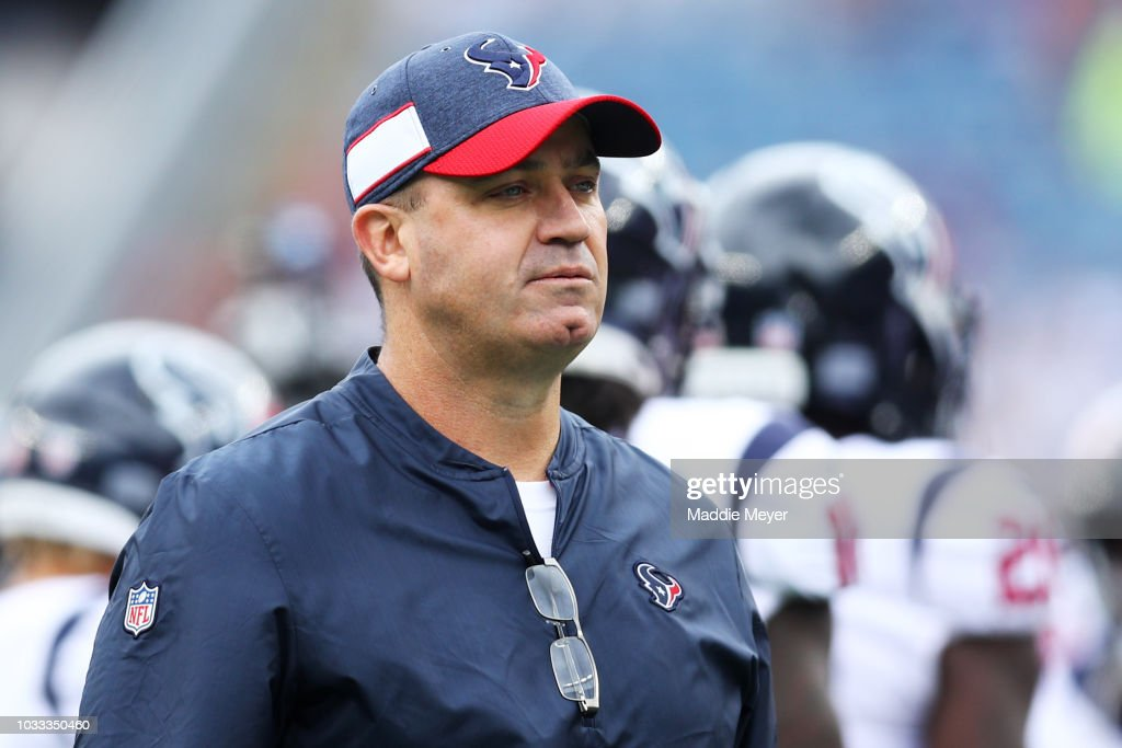 Houston Texans v New England Patriots : News Photo