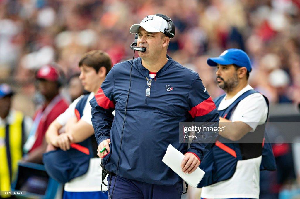 Carolina Panthers v Houston Texans : News Photo