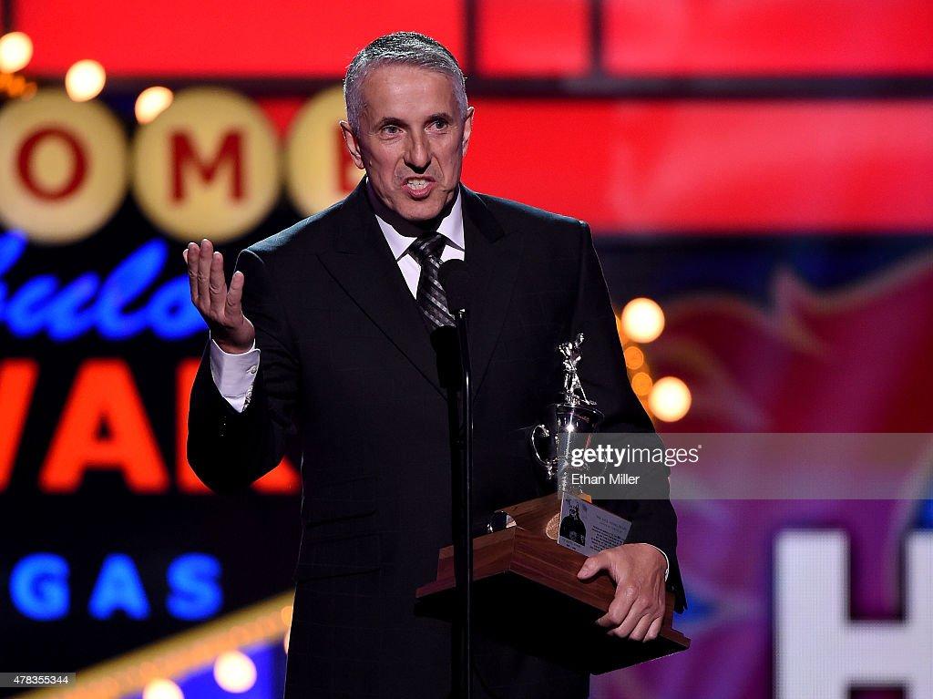 2015 NHL Awards - Show : News Photo