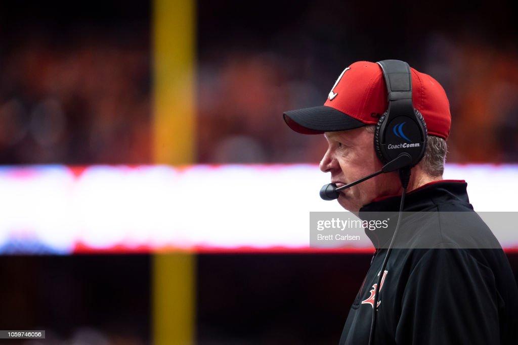 Louisville v Syracuse : News Photo