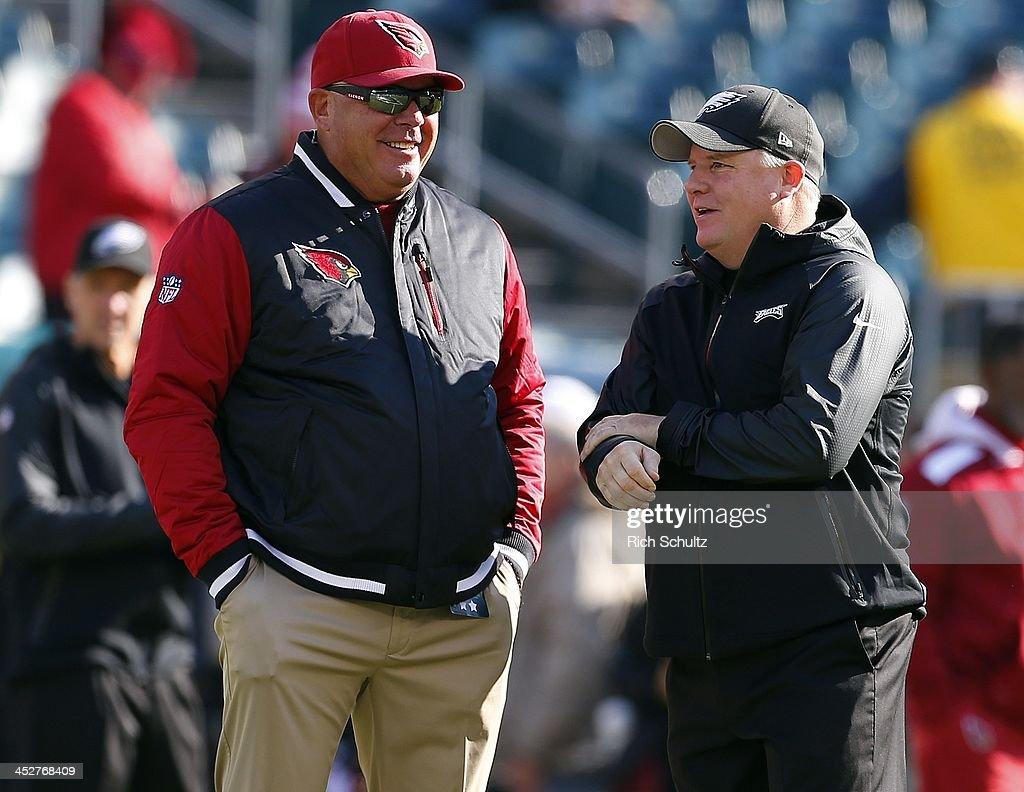 Arizona Cardinals v Philadelphia Eagles : News Photo