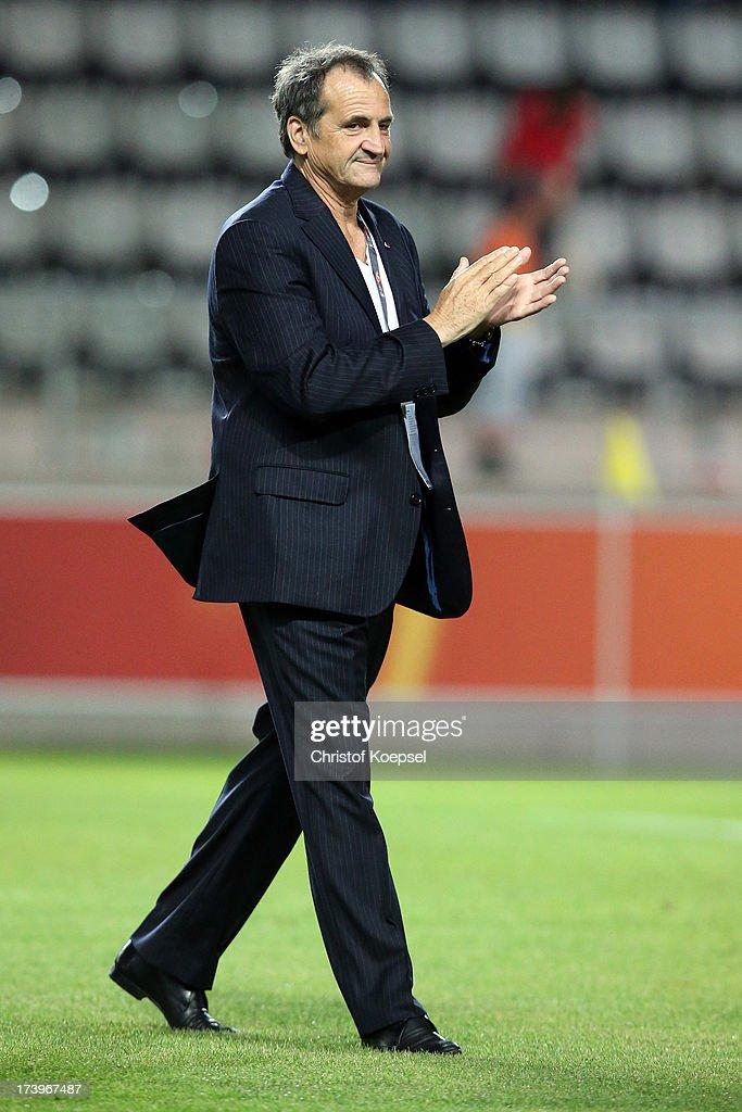 France v England - UEFA Women's Euro 2013: Group C