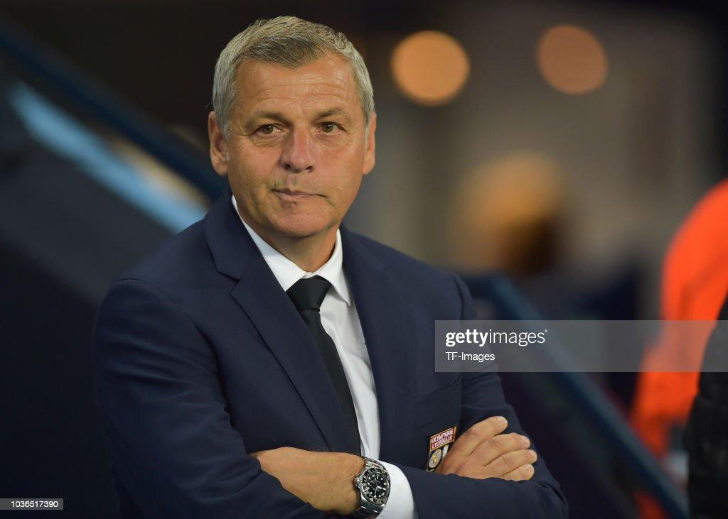 Manchester City v Olympique Lyonnais - UEFA Champions League Group F : Photo d'actualité