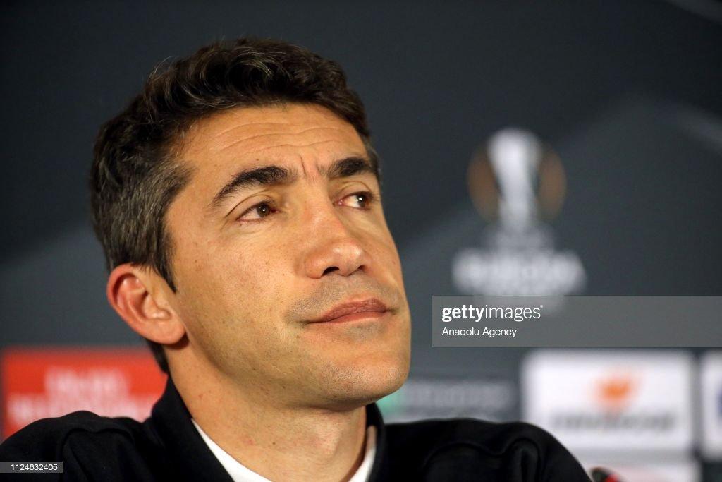 Ahead of Galatasaray vs Benfica: UEFA Europa League : News Photo