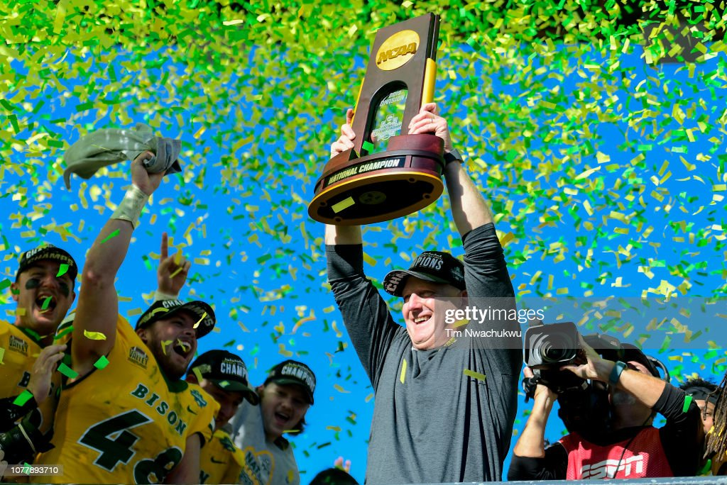 2019 NCAA Division I Football Championship : News Photo