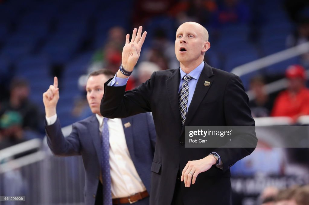 NCAA Basketball Tournament - First Round - Orlando