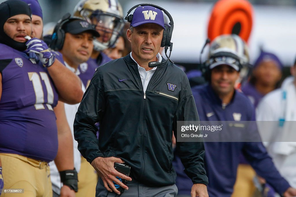 Oregon State v Washington