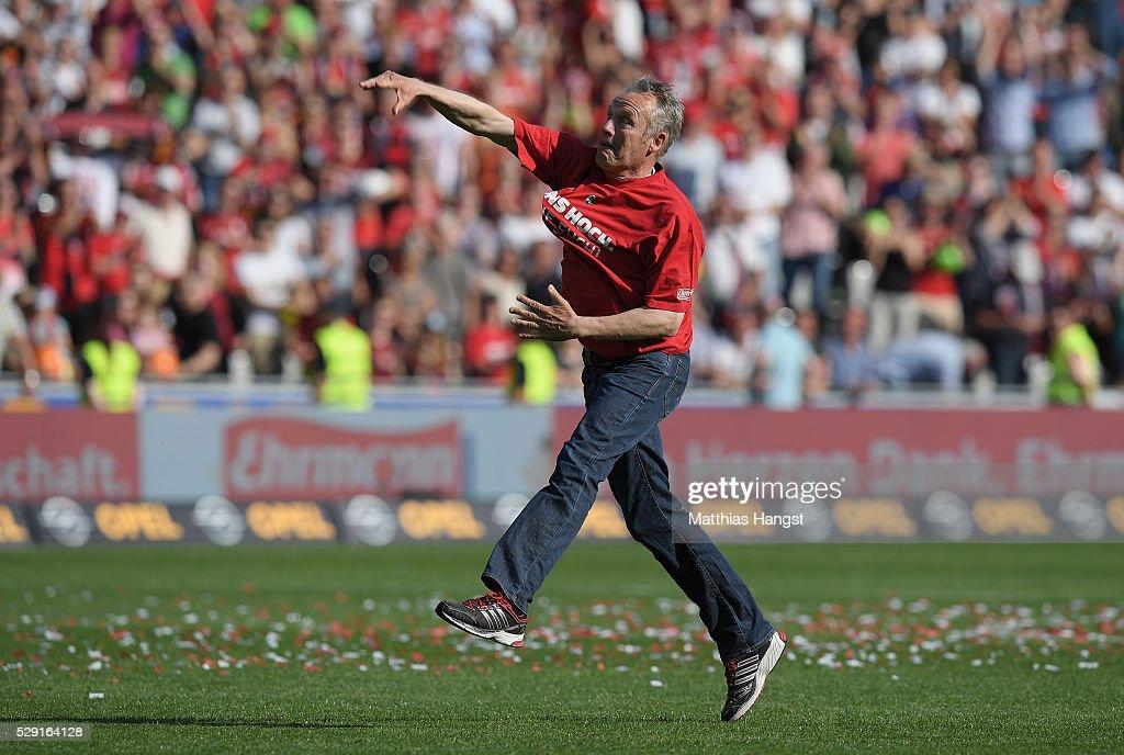 SC Freiburg v 1. FC Heidenheim -  2. Bundesliga : News Photo