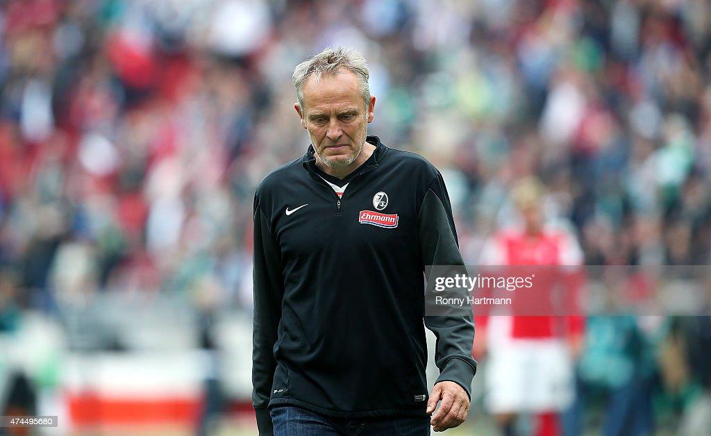 Hannover 96 v SC Freiburg - Bundesliga : News Photo