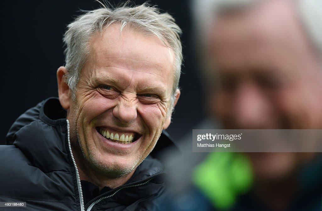 SC Freiburg v Greuther Fuerth - 2. Bundesliga : News Photo
