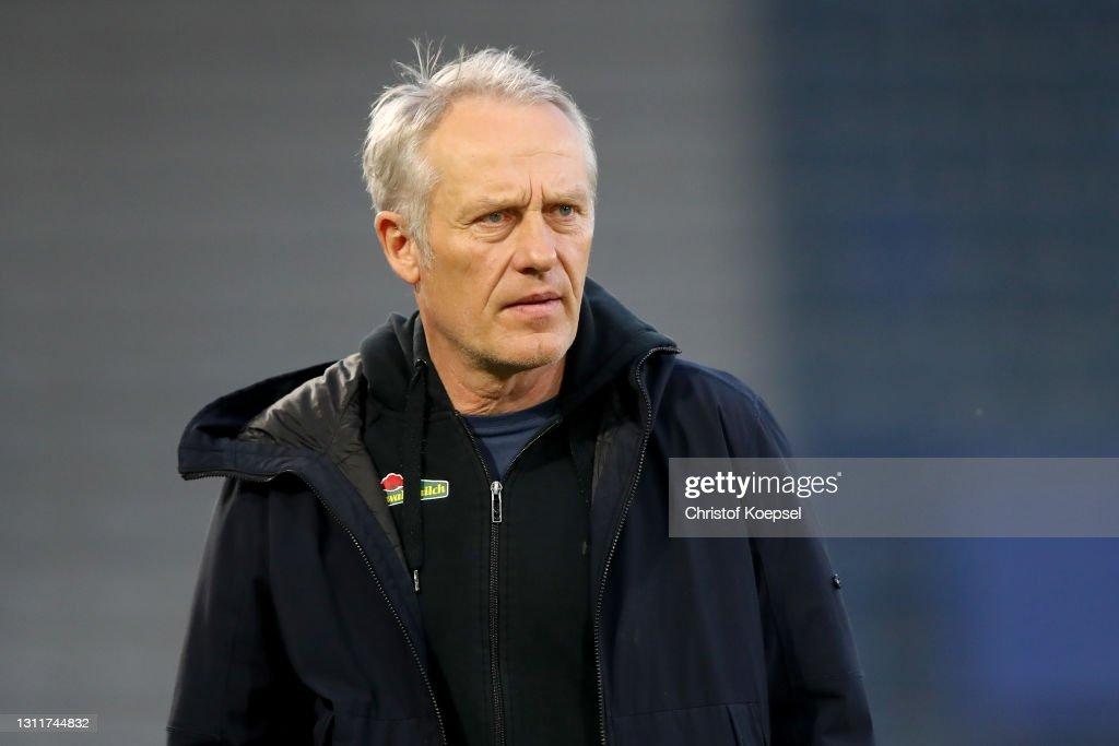 DSC Arminia Bielefeld v Sport-Club Freiburg - Bundesliga : News Photo