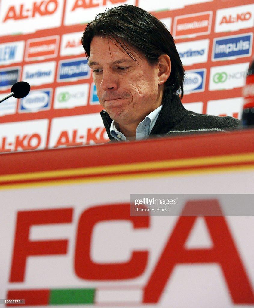 FC Augsburg v Arminia Bielefeld - 2. Bundesliga : News Photo