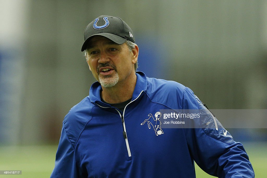 Indianapolis Colts Rookie Minicamp : News Photo