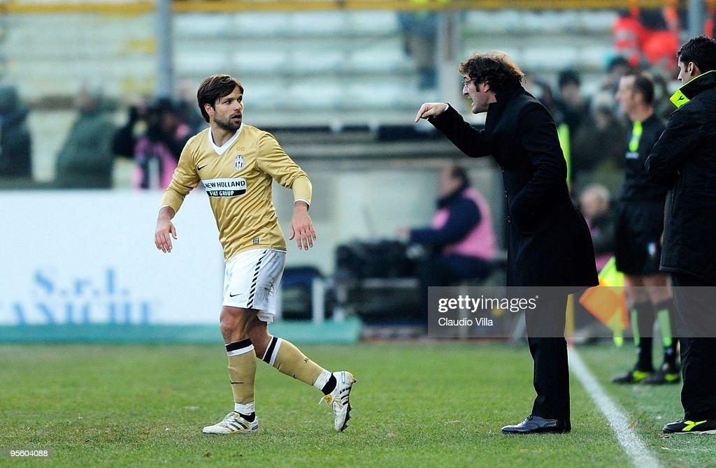 Parma FC v Juventus FC - Serie A : News Photo