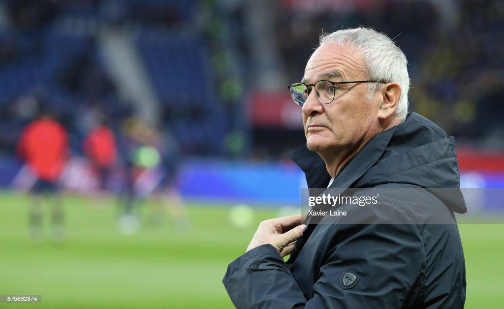 Paris Saint Germain v FC Nantes - Ligue 1 : News Photo