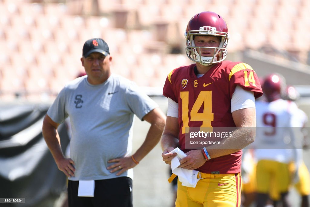 Image result for Sam Darnold Getty