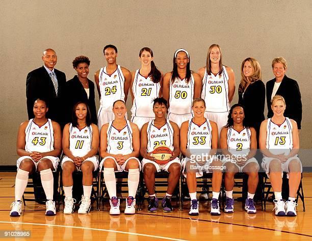 Head coach Corey Gaines Assistant Coach Bridget Pettis Dewanna Bonner Brooke Smith Tangela Smith Nicole Ohlde Assistant Coach Julie Hairgrove and Ann...
