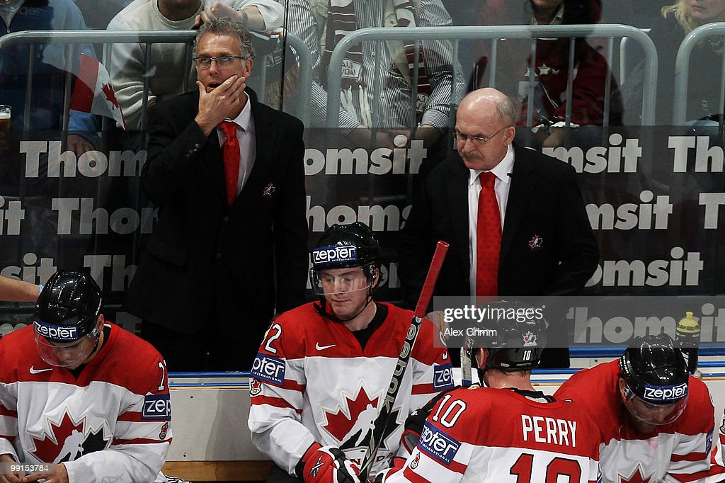 Canada v Switzerland - 2010 IIHF World Championship